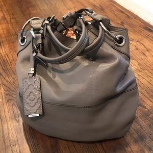 OrYANY Leather Hobo/Crossbody Bag